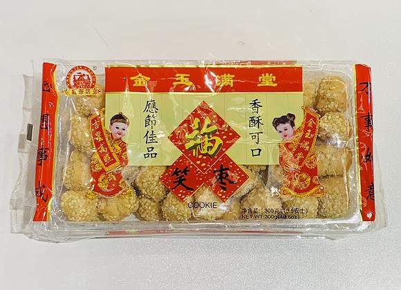 红茶坊笑枣 300g RTR Deep Fried Sesame Balls