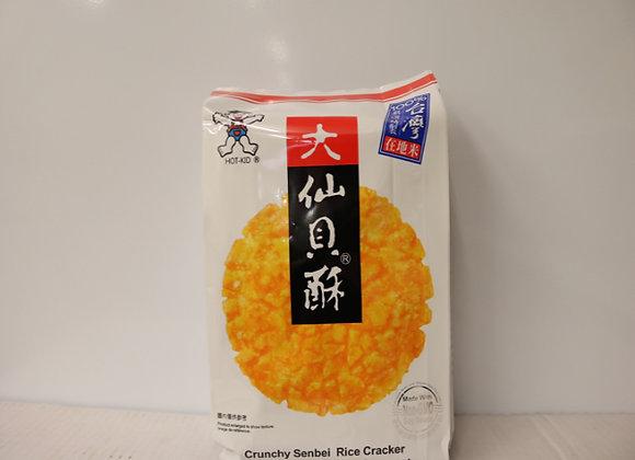 旺旺大仙贝酥155克 WW Boring Pie Fried Senbei