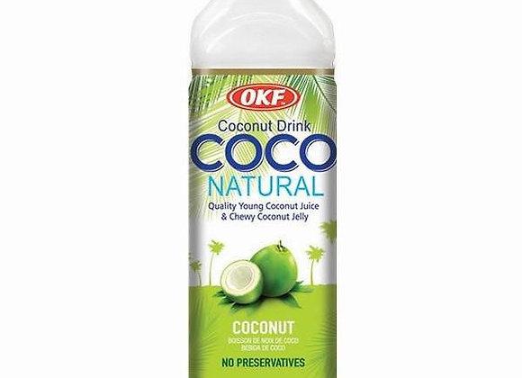 OKF芦荟汁-椰子味 500ml OKF Aloe Vera King Drink-Coconut