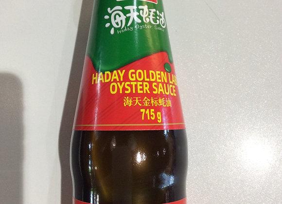 海天金标蠔油 715g HT Golden Label Oyster Sauce