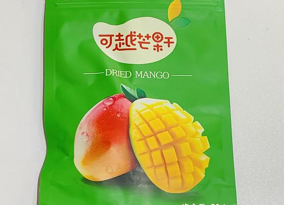 可越芒果干 80g KY Dried Mango
