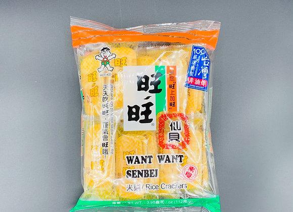 旺旺仙贝 112g WW Senbei Rice Cracker