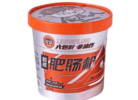 食族人酸辣肥肠粉125g SZR Sour & Spicy Vermicelli