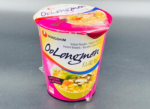 农心乌龙杯面-鸡味75g Nongshim Oolong men-Chicken Flavour