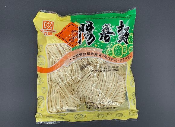 六福阳春面340g SF Plain Noodle