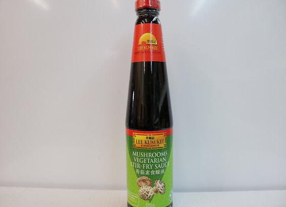 李锦记香菇素食蠔油 510g LKK Mushrooms Vegetarian STIR-FRY Sauce