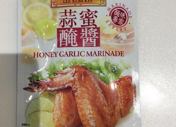 李锦记蒜蜜腌酱 60g LKK Mos Honey Garlic Marinade