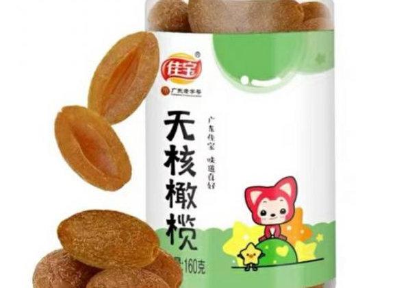佳宝无核橄榄160g Jiabao Seedless Olive