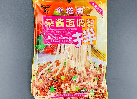 伞塔牌杂酱面调料 240g San Noodle Sauce-Soybean