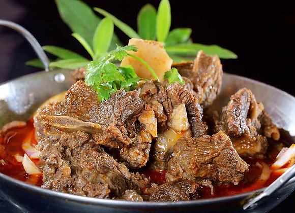 小羊蝎子 Beijing Style Lamb Chops