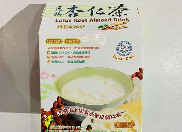 京工莲藕杏仁茶 5×30g KK Lotus Root Almond Drink