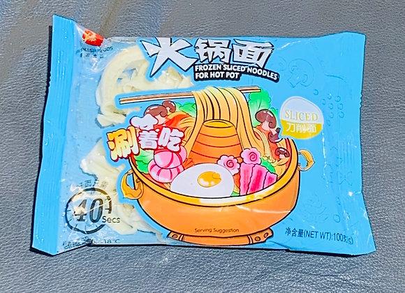 香源火锅面(刀削)100g Freshasia Frozen Sliced Noodles for Hot Pot