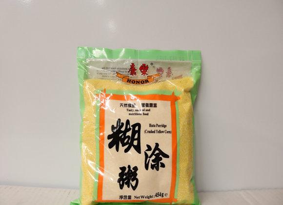 康乐糊涂粥454g Honor Hutu Porridge(Crushed Yellow Corn)