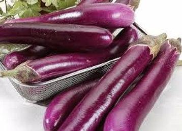 Chinese eggplant中国茄子/1条约280g