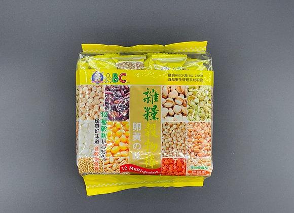 ABC杂粮谷物棒-卵黄味180g ABC Rice Roll-Egg Yolk