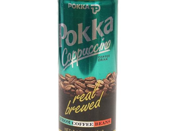 Pokka卡布奇诺 240ml Pokka Cappuccino Coffee