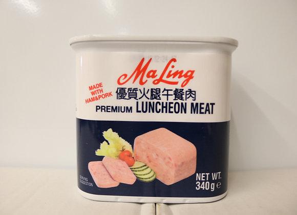 梅林优质火腿午餐肉 Maling  Premium Luncheon Meat