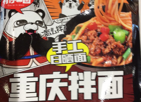 有你一面重庆辣小面面 4x129g You Ni Yi Mian Instant Noodles Hot