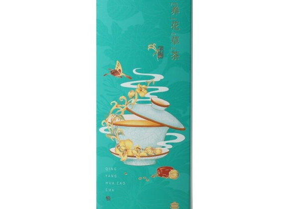 李子柒清养花草茶 60g LZQ Assorted Chinese Tea Bag