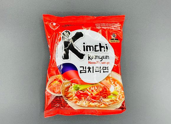 农辛泡菜面120g Nongshim Kimchi Ramyun