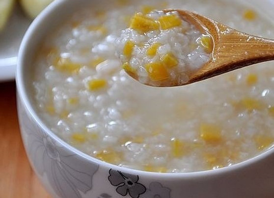地瓜粥 Sweet Potato Porridge