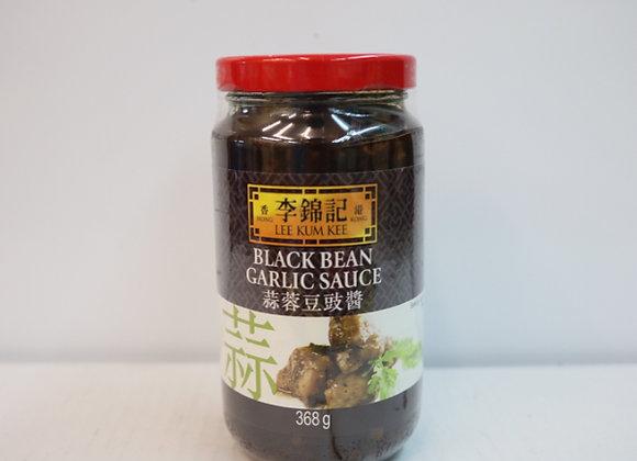 李锦记蒜蓉豆豉酱 368g LKK Black Bean Garlic Sauce