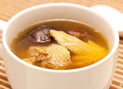 人参老鸡汤 Chicken Ginseng Soup