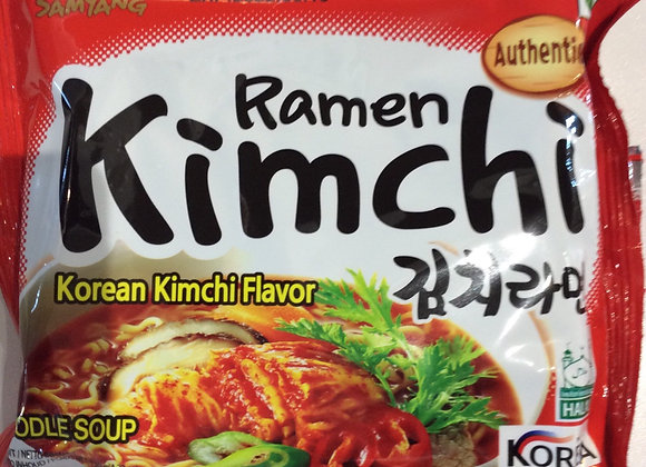 三养泡菜面 120g Samyang Kimchi Ramen