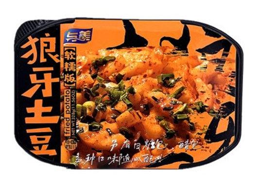与美狼牙土豆 328g YM Fried Potato