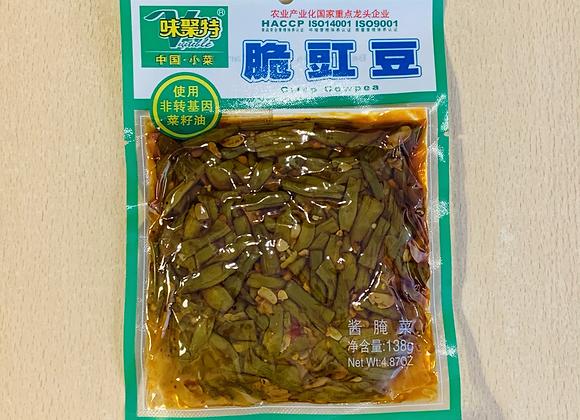 味聚特脆豇豆 138g WJT Crisp Cowpea