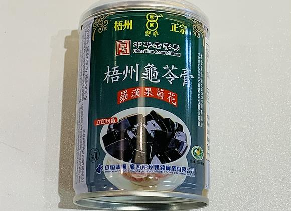 双钱牌罗汉果菊花龟苓膏 250g DC Guiling Grass Jelly(Loganguo & Chrysanthemum)