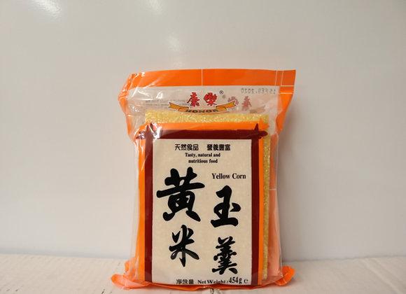 康乐黄玉米羹 454g HR Crushed Yellow Corn
