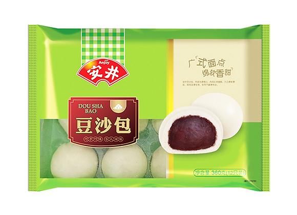 安井豆沙包 360g Anjoy Red Bean Bun
