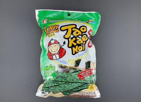 小老板紫菜-原味32g Taokaenoi Crispy Seaweed-Original