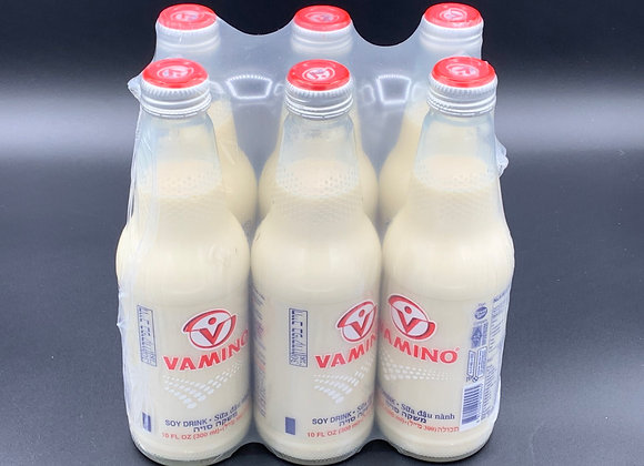哇米诺豆奶6x300ml Vamino Soy Drink