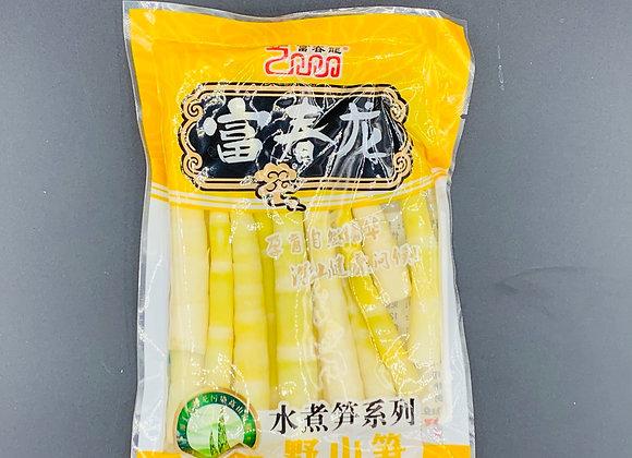 富春龙水煮野山笋250g FCL Boiled Wild Bamboo Shoot