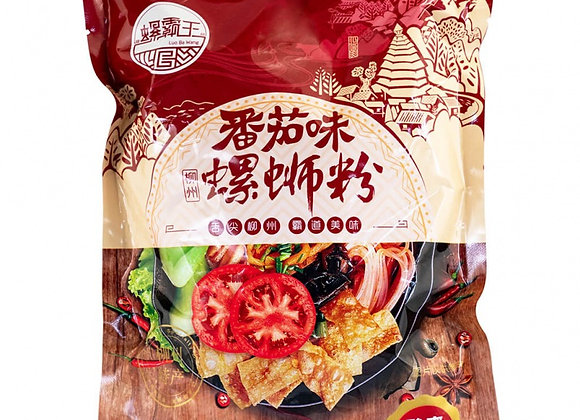 螺霸王螺蛳粉-番茄味306g LBW Luosi Noodle-Tomato Flavour