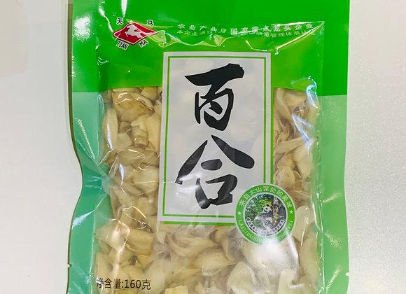 川珍百合 160g CZ Brand Dried Lily Bulbs