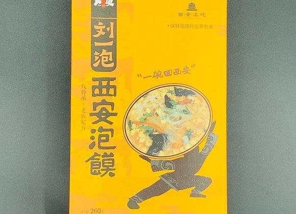 刘一泡西安泡馍 260g LYP Plain Bun for Noodle Soup