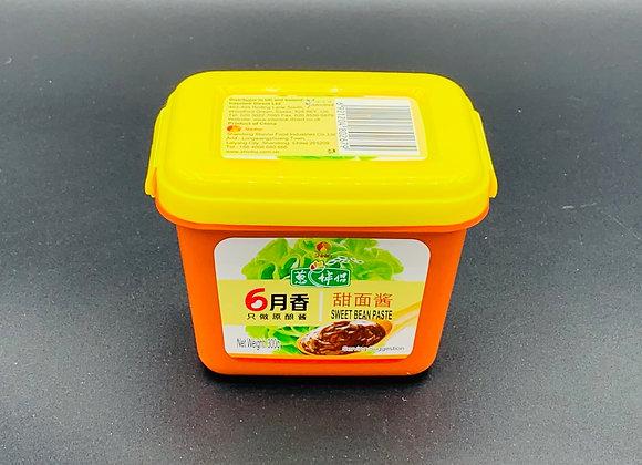 六月香甜面酱 300g CBL Sweet Bean Sauce(Tub)