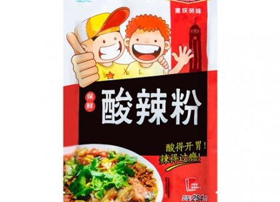 好哥们酸辣粉-酸辣味 260g HGM Hot Sour Potato Noodle