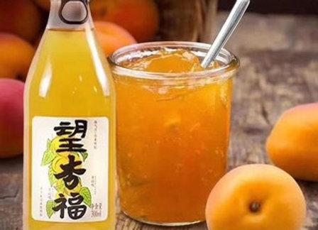 好望水气泡果汁-望杏福300ml HWS Juice Drink-Apricot