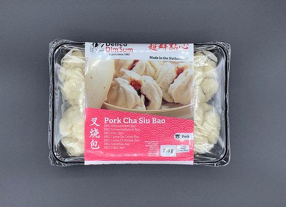 超群叉烧包 270g Delico Cha Sieuw Bao(6pcs)