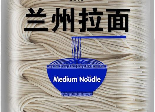 香源兰州拉面 1kg Freshasia Fresh Medium Noodles