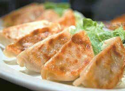 煎饺 Pan-fried Dumplings