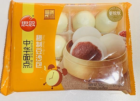 思念豆沙包 Red Bean Bun 360g