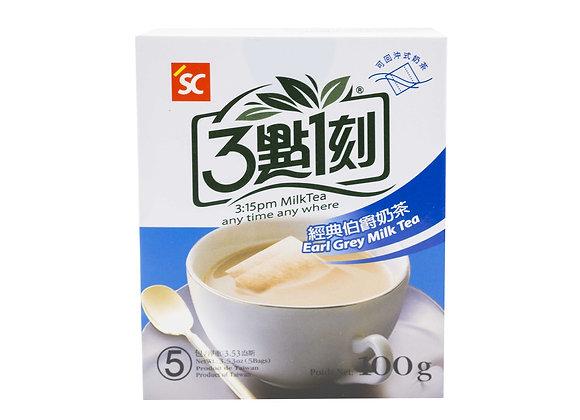 三点一刻经典伯爵奶茶 100g 3: 15PM Earl Grey Tea with Creamer