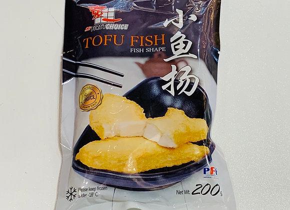 泰一小鱼杨 200g FC Tofu Fish Shape