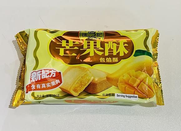 徐福记芒果酥 184g HSU Mango Cake