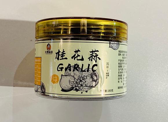 大嫂味道桂花蒜 180g DSWD Osmanthus Garlic